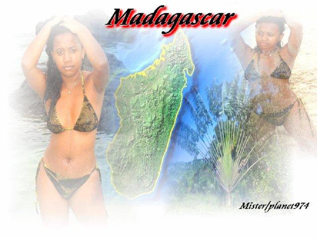 Une ptite modèle de Madagascar