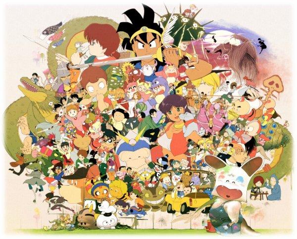 Petit Historique de l'Anime et du Manga en France1978 à 2003