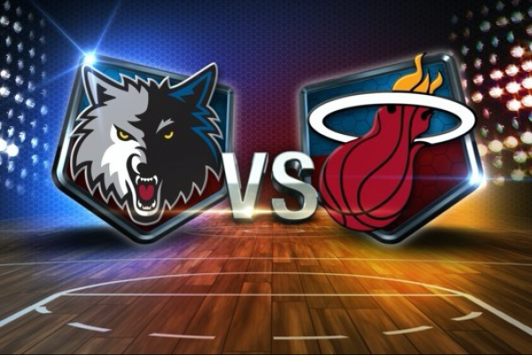 Timberwolves Vs Heat 15 Octobre 2016