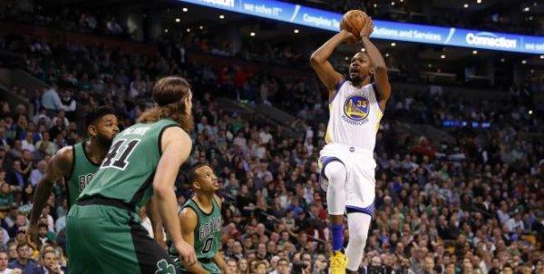 Golden State balaye Boston, les Clippers restent en tête à l'Ouest