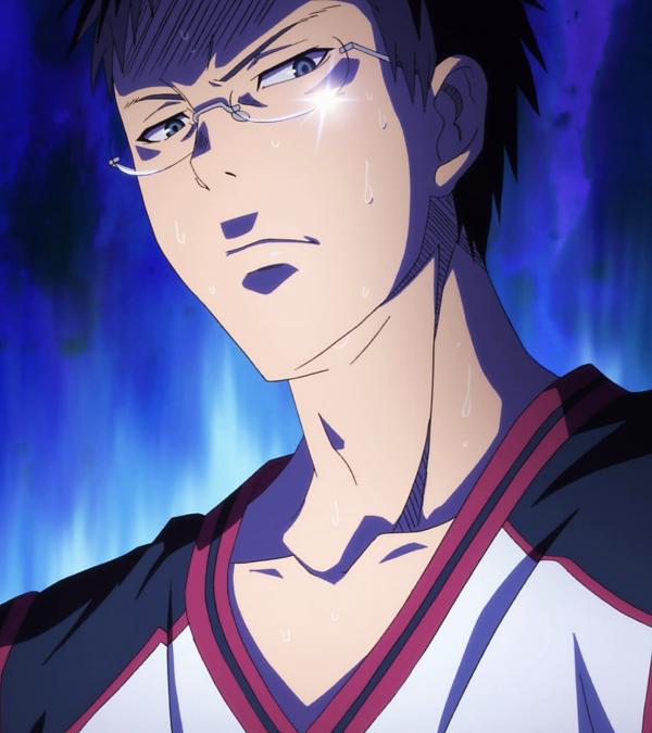 """Junpei Hyuga""""Personnalité"""" kuroko no basket"""