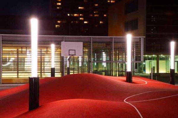 3D Court, Munich