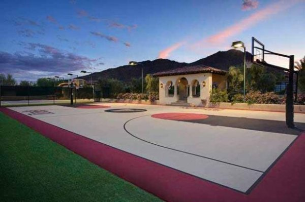 Basketball Luxury Home, Los Angeles