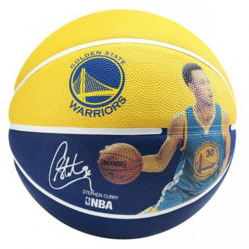 Ballon Stephen curry