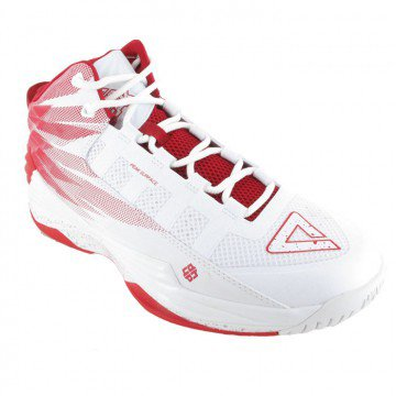 Chaussures peak_dwight_howard blanches