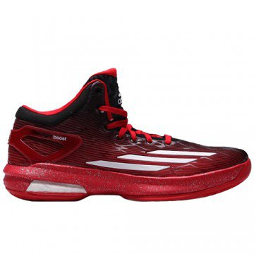 Chaussures Adidas Crazy Light Boost Rouge