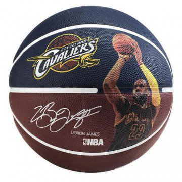 Ballon de LeBron James