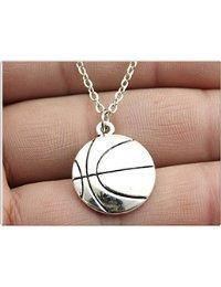 Ballon de basket en Argent