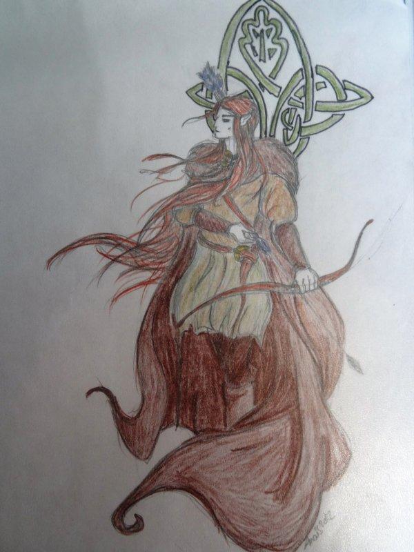 Elfe sylvestre