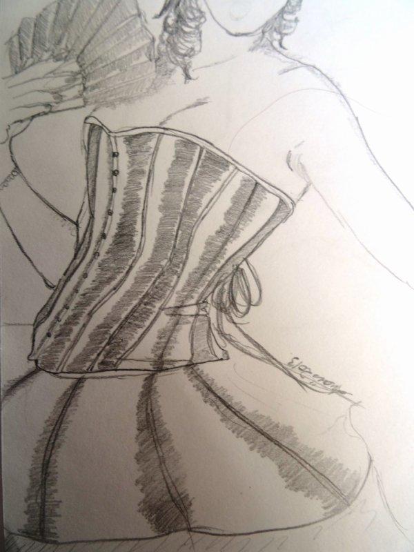 Essai corset