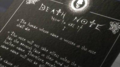 ℓιєи¨ Dans Mon Death Note †