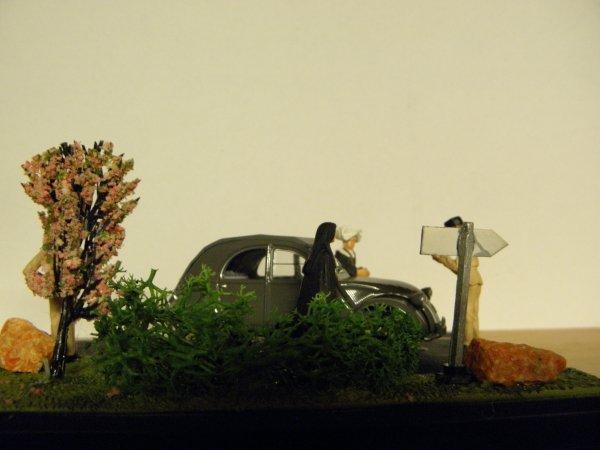 """Mes petits """" Diorama """" Créa perso"""