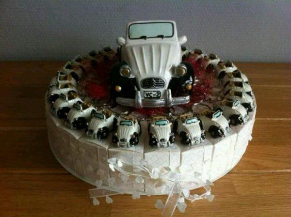 Jolie  gâteau