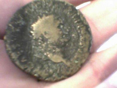 belle monnaie romaine