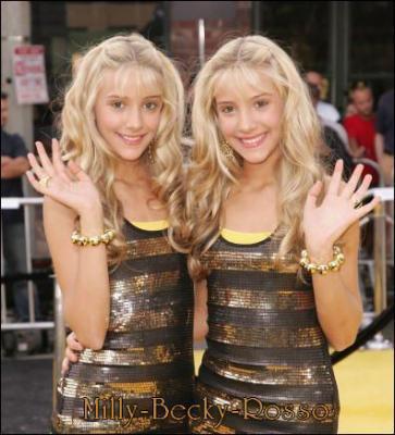 Rebecca et Camilla Rosso
