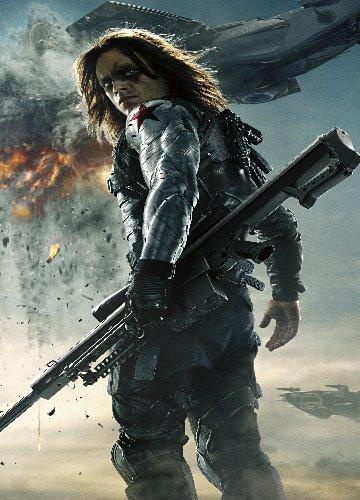 Bucky Barnes/Le Soldat D'Hiver