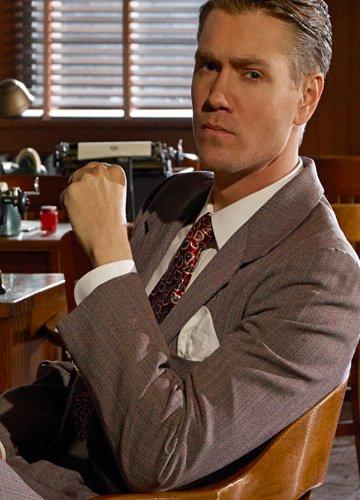 Jack Thompson/Agent Thompson