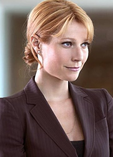 Virginia Potts/Pepper Potts