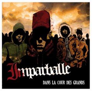 La cours des grands  / - Lil rom's : Ma vie en trois lettres feat Imparballe . (2011)