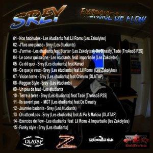 Exercice de flow  / - Lil Rom's : Ce que je vaux feat Srey (En telerchargement gratuit) (2011)