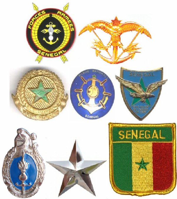 les insignes puissants au senegal