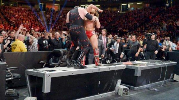Plan de secours pour la feud Daniel Bryan vs. Kane / A quand le retour du champion ?