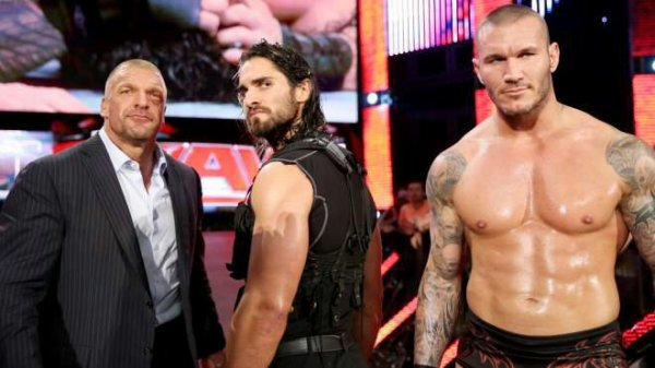 Résultats WWE RAW 2.06.2014 : La Fin Du Shield !