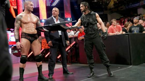 Màj sur Seth Rollins et l'Evolution