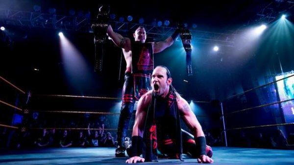 The Ascension - Prochain Champions Par Équipes de la WWE ? + Les Wyatts et The Usos