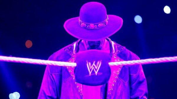 Des News sur la santé de l'Undertaker + Que pense-t-il d'un match à WM 31 ?