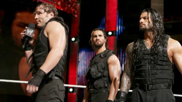 Plans pour MITB et Battleground avec The Shield et The New Evolution