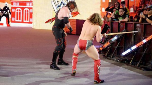 Possibles plans pour la feud Kane vs. Daniel Bryan