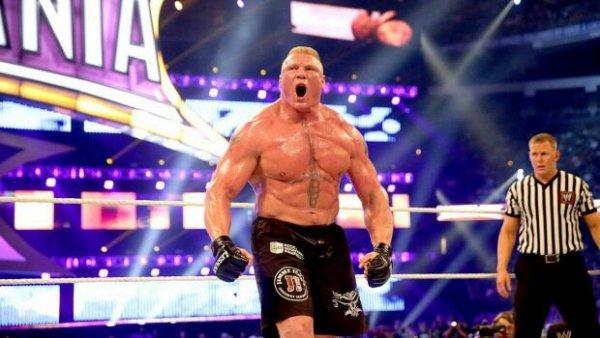 Brock Lesnar de retour plûtot que prévu et pourquoi ?