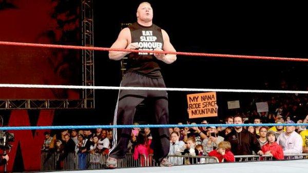 La feud Daniel Bryan / Brock Lesnar est-elle toujours d'actualité à la WWE ?