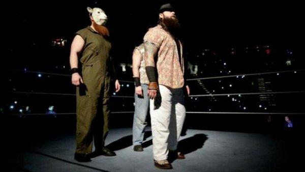 MAJ sur le possible babyface turn de Bray Wyatt