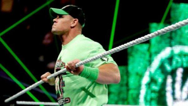 MAJ sur la santé de John Cena
