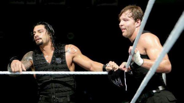 Nouveaux Theme Songs pour Dean Ambrose et Roman Reigns