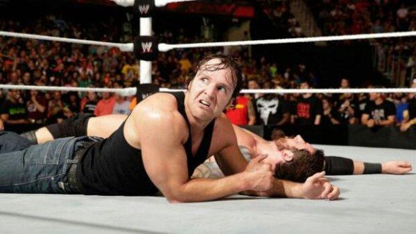Quelle sera la nouvelle tenue de Dean Ambrose ?