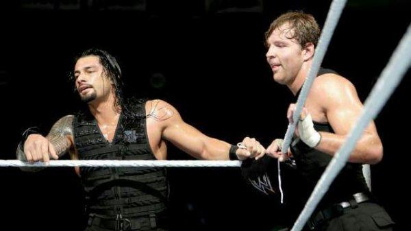 Quels sont les plans actuels pour Dean Ambrose et Roman Reigns ?