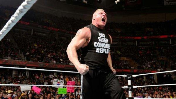 Dernières News sur les plans pour Brock Lesnar à SummerSlam