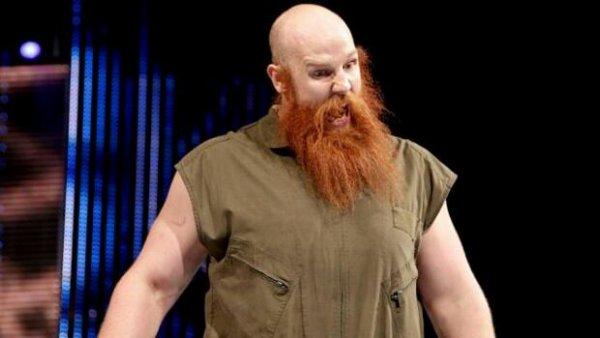 Une petite 'bosse' pour une superstar de la WWE