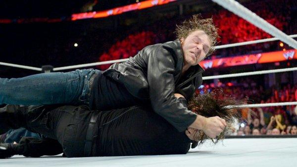 À quand le match Seth Rollins vs. Dean Ambrose ?