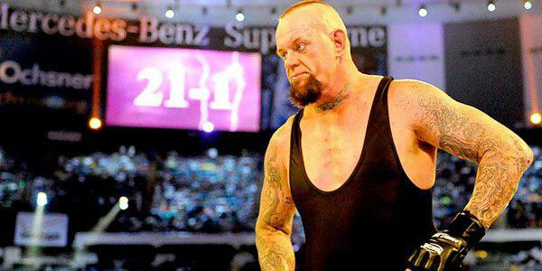 Update sur la santé de The Undertaker | Sera-t-il à WrestleMania 31 ?