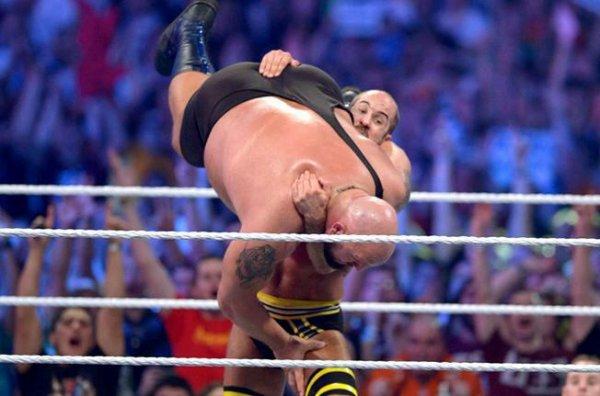 Cesaro parle de sa victoire à WrestleMania 30 | Qui est celui qu'il aimerait-il le plus swinger ?