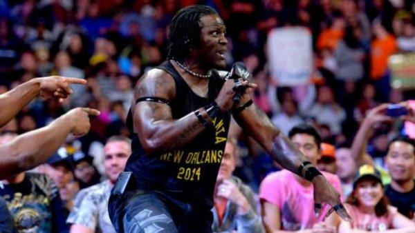 Bientôt la sortie d'un album de rap pour la WWE et R-Truth