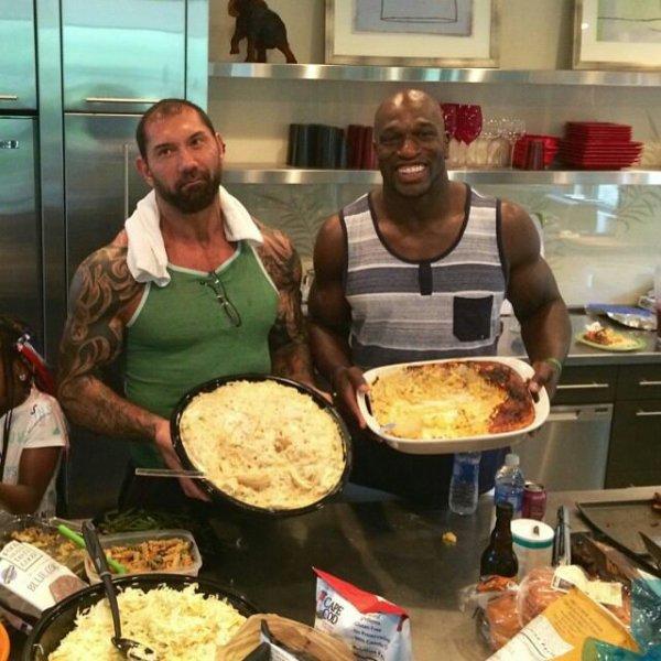 Titus O'Neil croit-il au retour de Batista ?