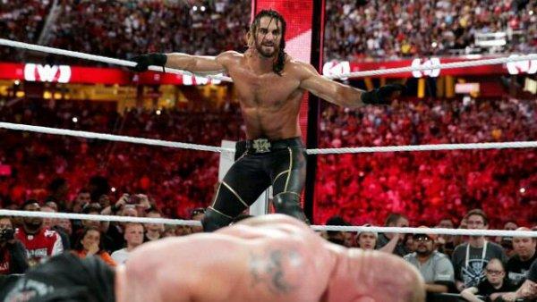 Le Curb Stomp de Seth Rollins banni indéfiniment ?