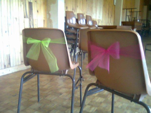 1ere photo de mes chaises jen ai 66 a faire
