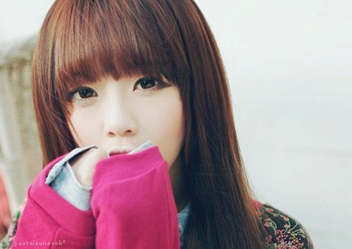 Korean girl~