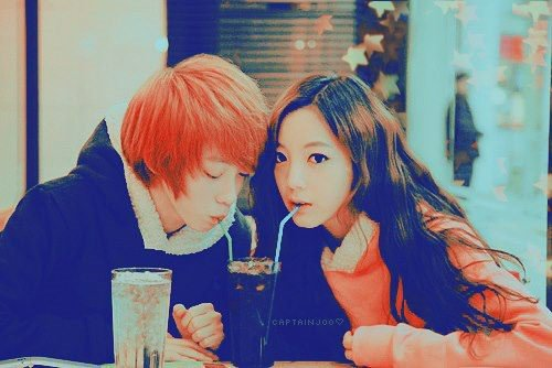 Ulzzang couple ♥